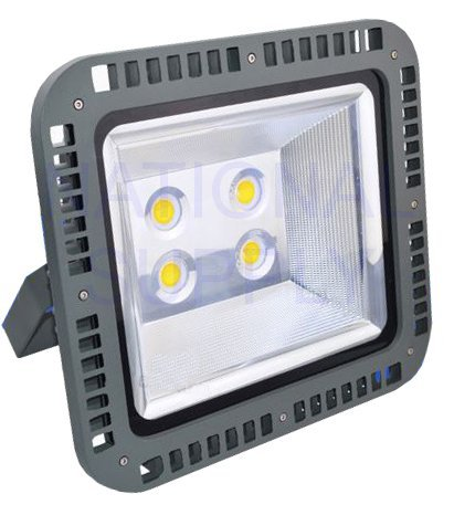 200 Watt LED Flood Light Dimensions