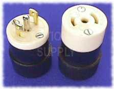 Connector electrical lock midget twist reply, attribute